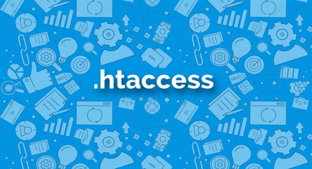 فایل های htaccess.
